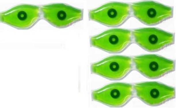 whinsy HARIBOL84 Aloe Vera based multipurpose magnetic eye mask ( pack of 5)