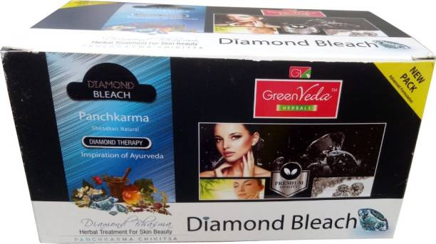 Green Veda HERBAL DIAMOND BLEACH