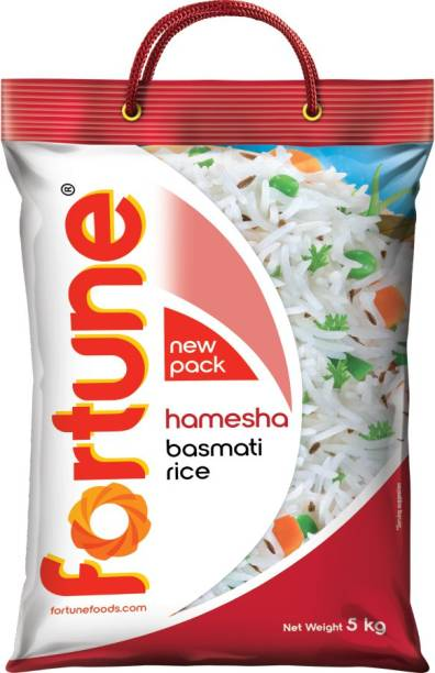 Fortune Hamesha Basmati Rice (Broken Grain, Steam)