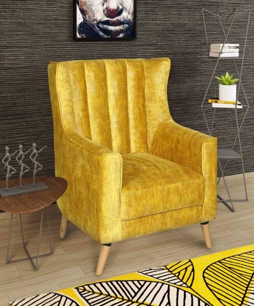 vittoria Miracle Fabric 1 Seater  Sofa