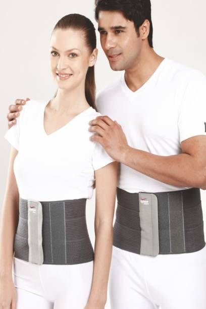"""TYNOR Tummy Trimmer/ Abdominal Belt 8"""" - Medium Waist Support"""