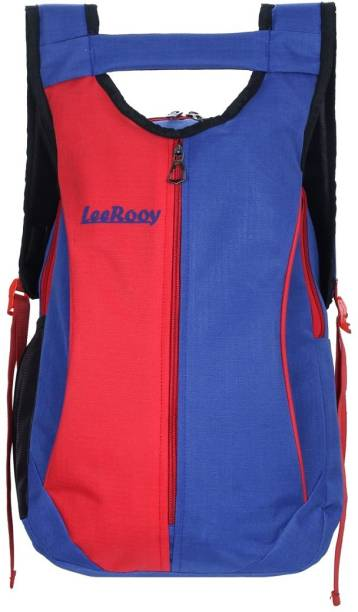 LeeRooy BG - 13 09 BLUE LAPTOP BAG 35 L Laptop Backpack