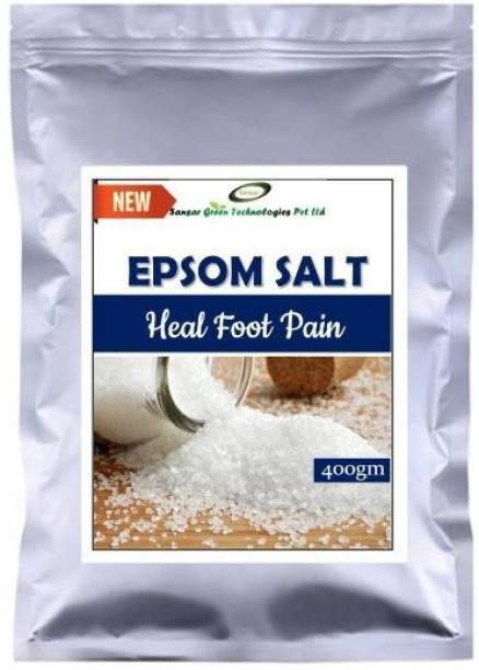 Sansar Green Epsom Salt (Heal Foot Pain)