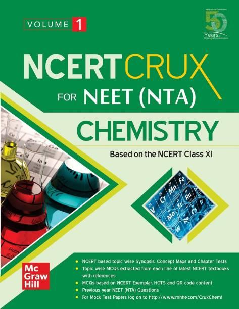 Ncert Crux for Neet (Nta) Chemistry
