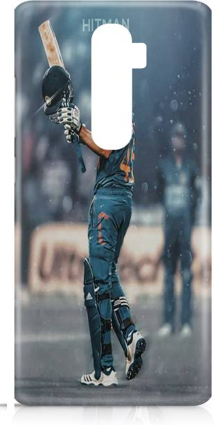 Accezory Back Cover for OPPO A5 2020-CRICKET-MS DHONI-VIRAT KHOLI-BACK CASE