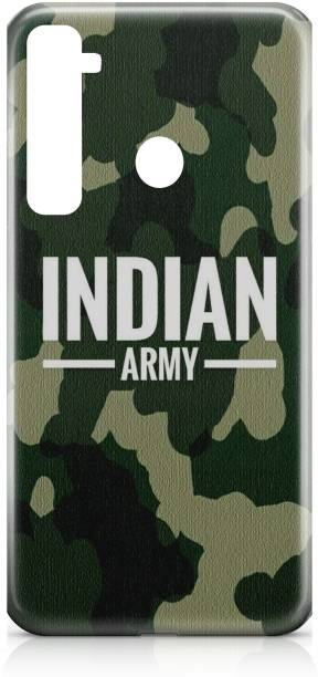 Accezory Back Cover for Realme 5i Back Cover, ARMY, INDIAN ARMY, BALIDAN, For Girls