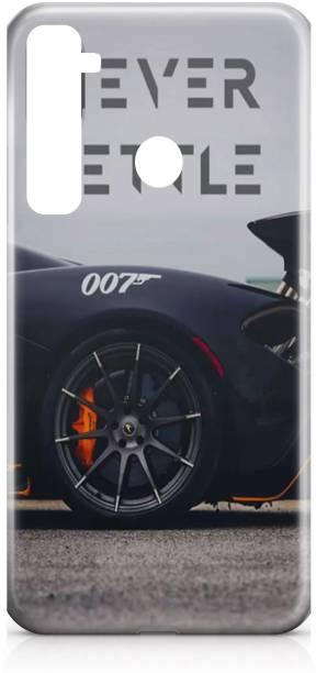 Accezory Back Cover for Realme 5i, CAR, BIKE, LOVE, NEVER SETTLE, WALLPAPER, BACK CASE