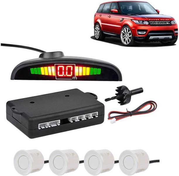 aksmit PSWHTN7515 Car Safety System White Color Parking Sensor Parking Sensor