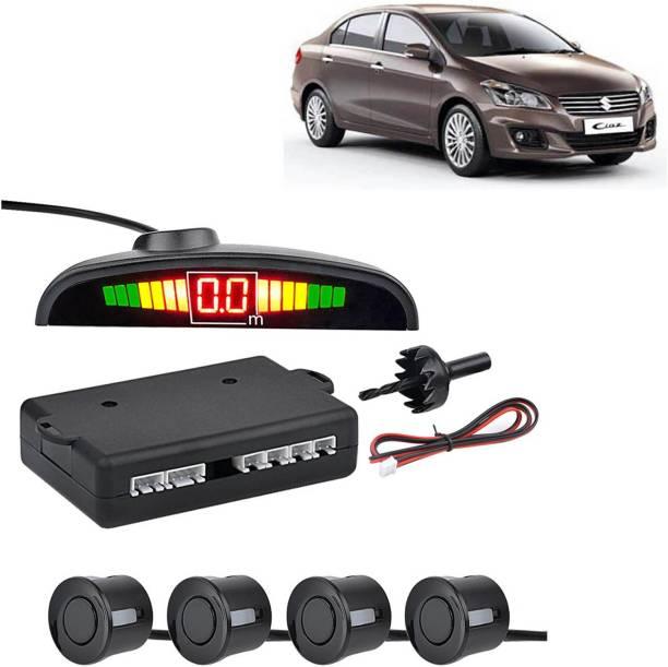 VOCADO PSBLKNLED74939 Car Safety System Black Color Parking Sensor Parking Sensor