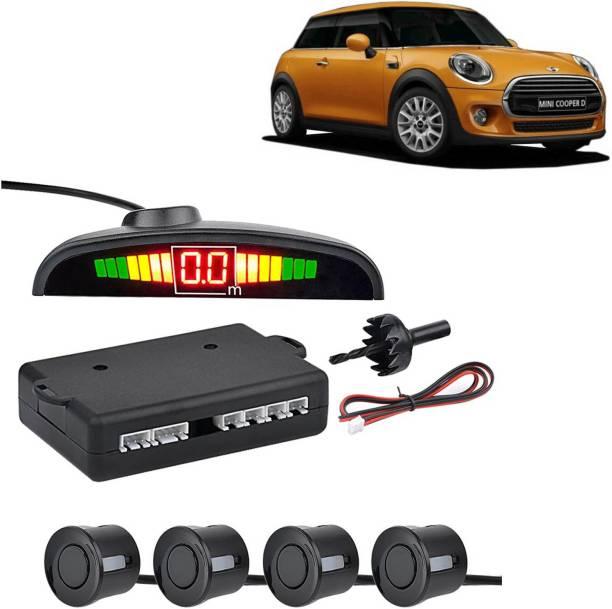 VOCADO PSBLKNLED74963 Car Safety System Silver Color Parking Sensor Parking Sensor