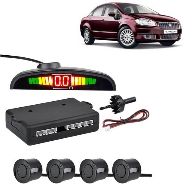 VOCADO PSBLKNLED74857 Car Safety System Black Color Parking Sensor Parking Sensor