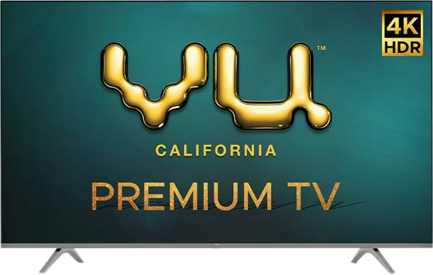 Vu Premium 126 cm (50 inch) Ultra HD (4K) LED Smart Android TV