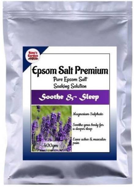 Rimi's Garden Epsom Salt Premium