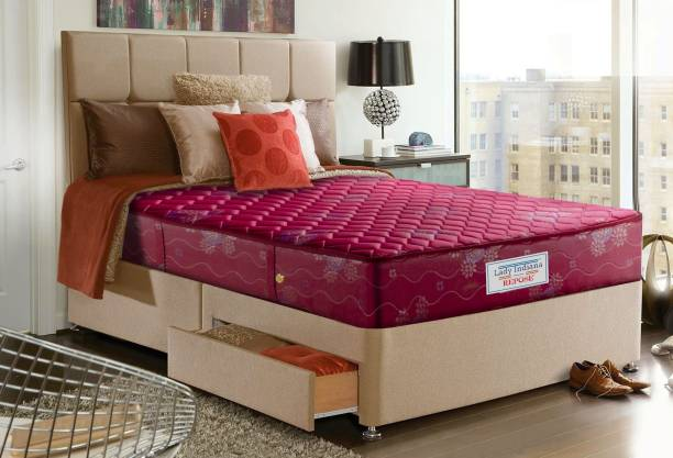 Repose Lady Indiana 7 inch Queen Bonnell Spring Mattress