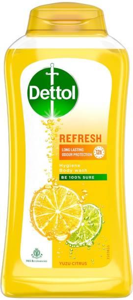 DETTOL Body Wash and shower Gel, Refresh