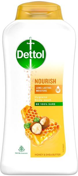 DETTOL Body Wash and shower Gel, Nourish