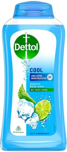 DETTOL Body Wash and shower Gel, Cool