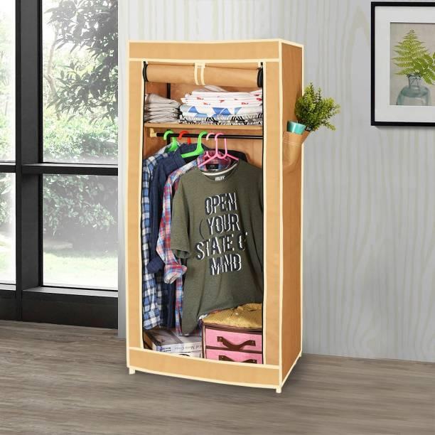 Flipkart Perfect Homes Studio PP Collapsible Wardrobe