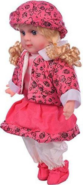 Kmc kidoz Baby Poem Doll for kids