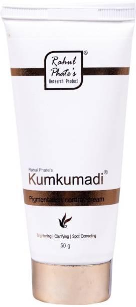 Rahul Phate's Research Product Kumkumadi Pigmentation Control Cream
