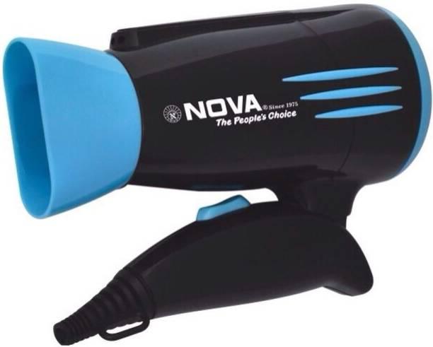Nova Silky Shine Hot and Cold Foldable NHP 8200/03 Hair Dryer