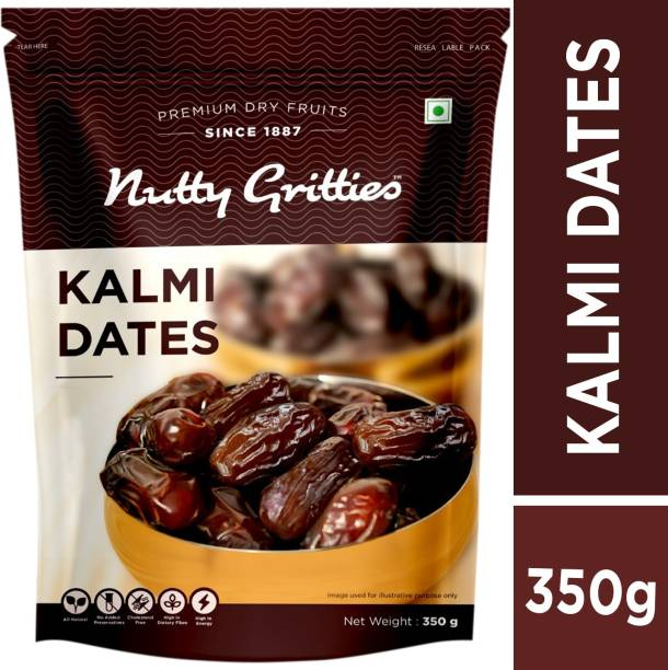 Nutty Gritties Premium Kalmi Dry Dates