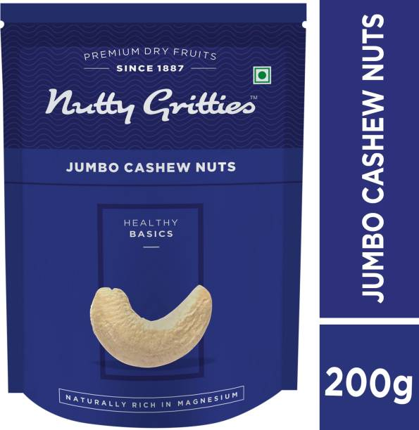 Nutty Gritties Jumbo Cashews