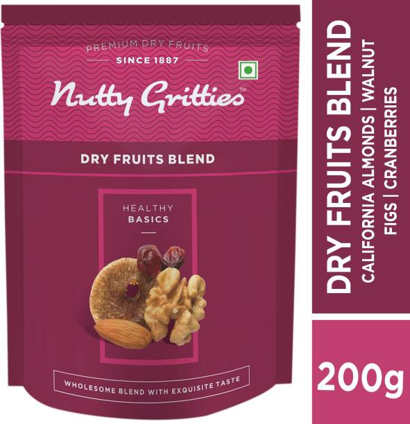 Nutty Gritties Dry Fruits Blend