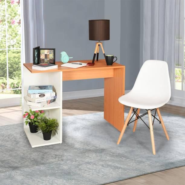 4Homez Multipurpose Engineered Wood Office Table