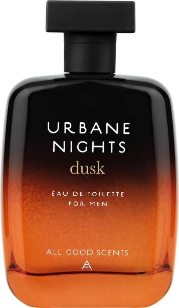 All Good Scents Urbane Nights Dusk, Perfume for Men Eau de Toilette  -  100 ml