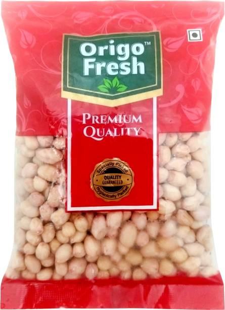 Origo Fresh Brown Raw Peanut (Whole)