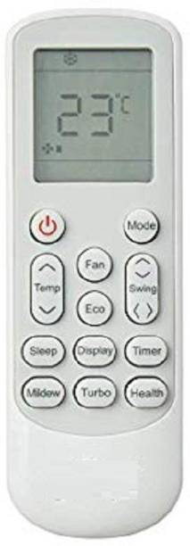 Piyush COMPATIBLE TO GODREJ AC AC REMOTE NO 185 for GODREJ AC REMOTE .SAME MODEL ONLY. PLEASE VERIFY YOUR OLD REMOTE PHOTO ON WHATSAPP NO 9822247789 Remote Controller