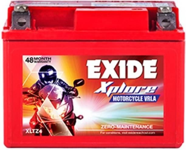 EXIDE XLTZ42 5 Ah Battery for Bike