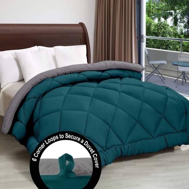 Cloth Fusion Solid Single Comforter
