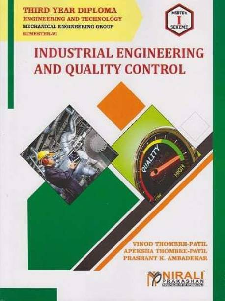 INDUSTRIAL ENGINEERING AND QUALITY CONTROL Course Code 22657