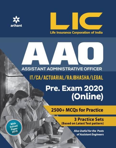 Lic Aao Preliminary Examination 2020