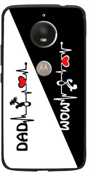 CaseRepublic Back Cover for Motorola Moto E4 Plus