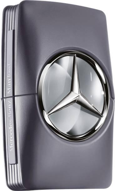 Mercedes-Benz Man [Grey] Eau de Toilette  -  50 ml