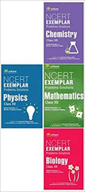 NCERT Exemplar Problems-Solutions For Physics / Chemistry/Maths /Biology Class 12