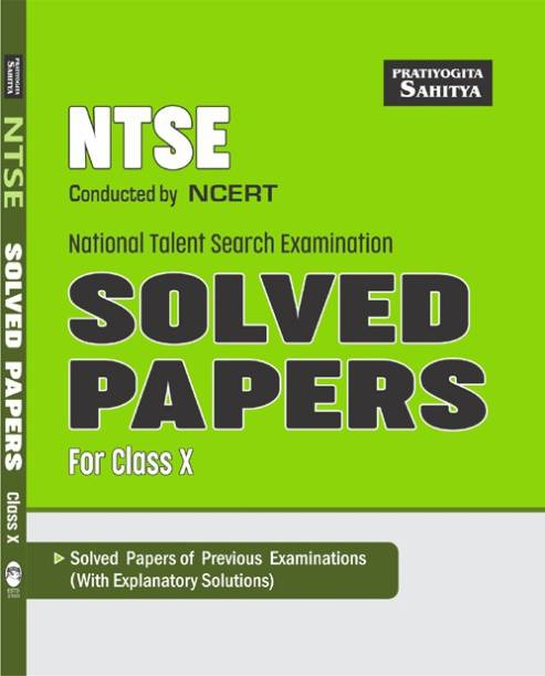 NTSE 10 SOLVED PAPERS …Eng Edn