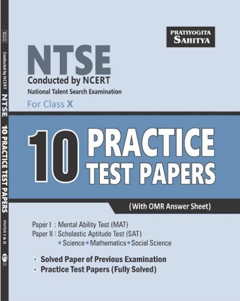 NTSE CLASS 10 PTP Eng Edn