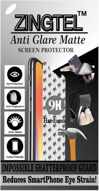 ZINGTEL Impossible Screen Guard for MOTOROLA MOTO GLEAM EX212