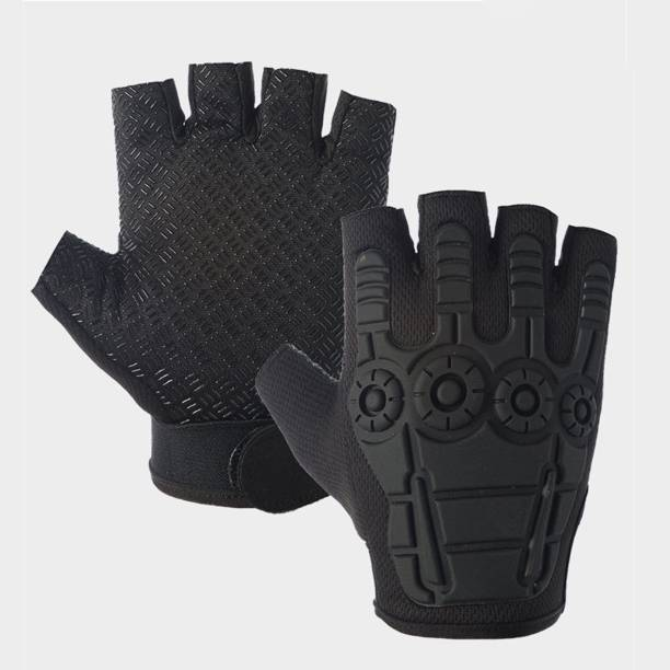 AdroitZ BREATHABLE RIDING GLOVES WITH SOFT LINING AND SILICON PROTECTION-001 Riding Gloves