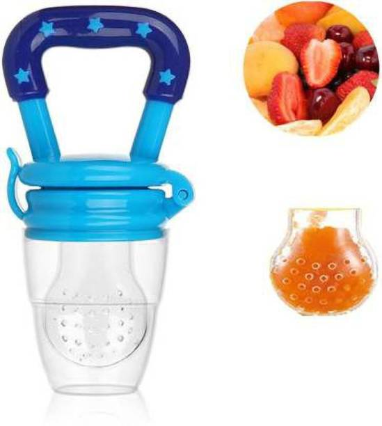 Chinmay Kids 1 Pc Baby Pacifier Food Feeder Silicone Fresh Fruit Milk Nibbler Feeding Safe Kids Supplies Nipple Teat Pacifier Bottles - Soother