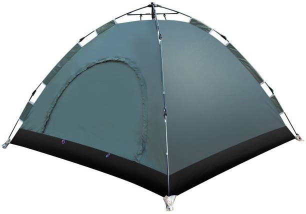 IRIS Portable Camping Automatic Tent - For 4 Persons