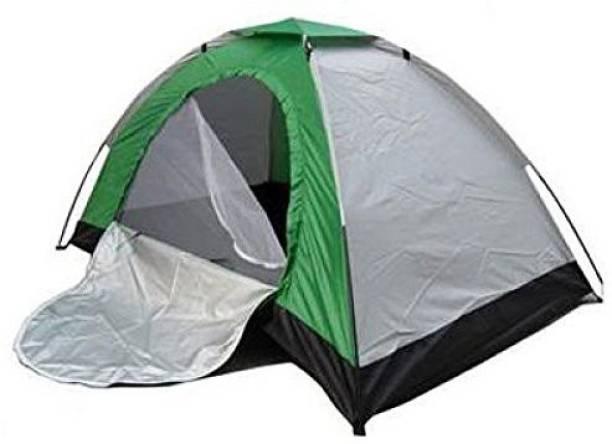 IRIS Three Season Camping Tent - For 3 Person
