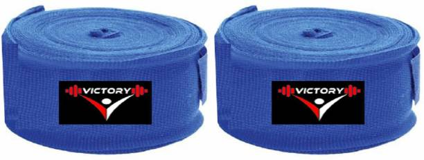 """VICTORY Professional Protective Boxing Hand Wraps & Hand Bandage - Imported 110""""- Boxing Hand Wrap"""