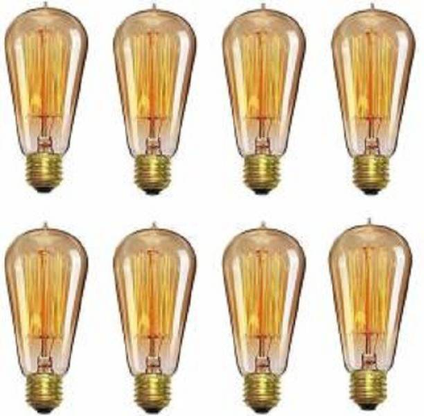 keshavmadhav 40 W Standard E27 Decorative Bulb