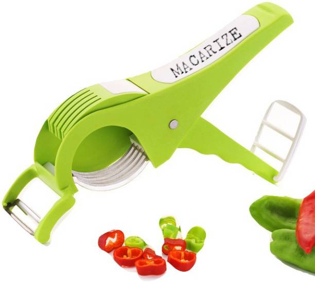 MACARIZE 2 In One Cutter & Peeler Vegetable & Fruit Slicer