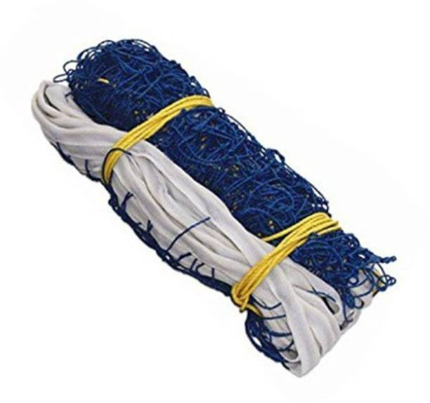 STC Nylon Practice Blue Volleyball Net